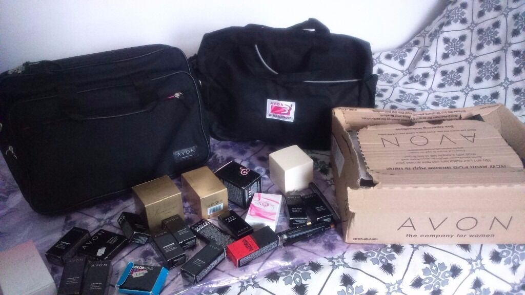 JOB LOT AVON COSMETIC,BAGS AND GIVE AWAY FREE ITEMS | in Plaistow, London | Gumtree