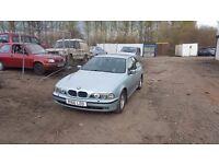 BMW e39 528i prefacelift