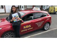 PASS IN A WEEK ! Manual & Automatic driving lessons