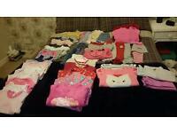 Large bundle girls 12-18 months