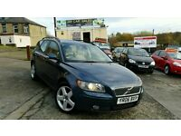 2006 VOLVO V50 2.0D SE ESTATE 6 SPEED MANUAL