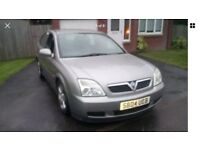 2004 Vauxhall Vectra Club DTI, Diesel, Manual, ONLY 59,000 miles and excellent service history.