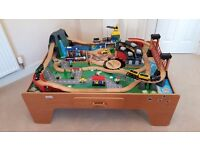 Universe Of Imagination Express - Mountain Rock Train Table