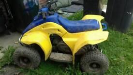 Hyosung 50cc quad