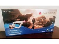 Playstation 4 PS4 Farpoint Game & Aim Controller. NEW