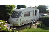 STERLING EUROPA 2/3BERTH 1995 WITH MOTOR MOVER BATTERY WATER BARROL