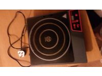 Single Induction hob in very good condition. Very fast heating up and changing temperature.