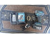MAKITA 18v DTD146 impect driver 2014