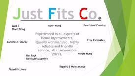 Kitchen/ Replacement Doors Bathroom, Flooring, Tiling, Tiler, Joiner, Fitter Free estimates