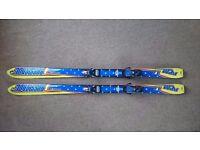 Rossignol RPM 1.7 Junior Skis (140 cm) with Rossignol comp-J bindings