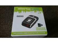 Brand New Car mobile speed camera detector