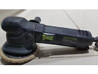 FESTOOL WTS150/7 E 150mm sander better than makita bosch dewalt