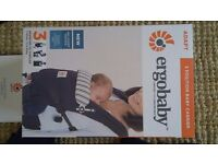 Ergobaby Adapt baby carrier. Admiral blue. Comes with box and instruction manual, barely used.