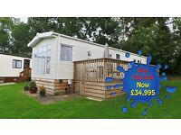 Willerby Avonmore MK2 (2014) Static Caravan sited at Blackadder Holiday Park Greenlaw
