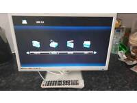 Flat Screen Tv small bedroom usb 21.5 inch LED