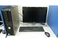 Dell Optiplex 755, Intel Core 2 QUAD 2.40 GHz, 8GB RAM, 1000GB HDD, Radeon HD 5450, Windows 7, HDMI