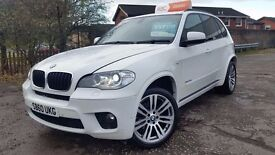 BMW X5 3.0 30d M Sport xDrive 5dr - 2 Owners. New MOT On Delivery.