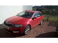 Get Ready for Winter with this great Skoda Octavia 4x4 - Winter Wheels included