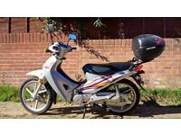 Scooter 125 cc 2008