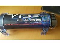 VIBE 3.0 Farad power capacitor