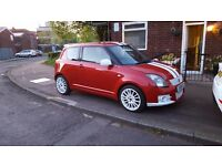 Suzuki swift sport 1.6 low miles 39k