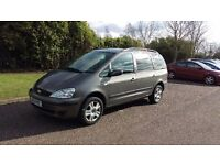 Ford Galaxy 7 Seats 65000 Miles HPI Clear Like New Bargain Immaculate PX MPV Van VW Citroen Vauxhall