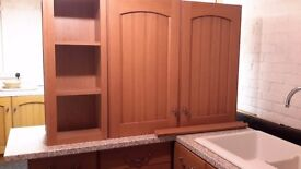 Kitchen Units, and extras