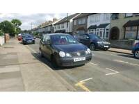Vw polo 1.4 spares or repairs automatic
