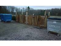Fencing & landscaping services...