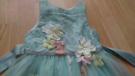 Monsoon Girl's Dress (Age 3 years)