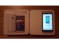 MAKE AN OFFER | HTC One M7 801n | 32GB Silver (Unlocked) | GSM Smartphone EXCELLENT CONDITION Leeds