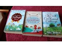Three Books by Alex Brown