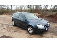 2006/06 Volkswagen Golf GT TDI 2.0 Turbo Diesel 5 Door Hatch 6 Speed 1 owner