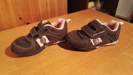 Girls trainers size 9