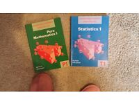 Heineman Modular Mathematics for London AS and A Level Books