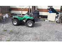 Klf 400 4x4 quad