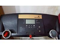 Rogerblack Motorised Treadmill (foldable) with Dispaly