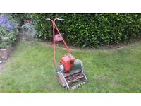 Two old Lawnmowers for sale