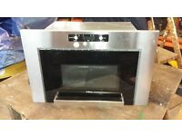 CDA MC60 built in stainless steel oven