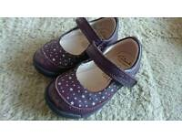 Clarks 5f toddlers shoes