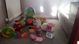 ELC Babies first toy set