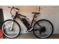 Coyote Edge e-bike electric bike