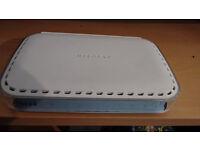 netgear router dg834