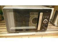 Whirlpool 6th Sense Microwave JQ280 SL , family Chef microwave