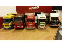 Model trucks for sale £25 each