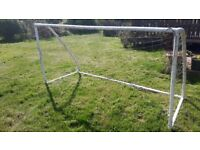 Football Goal for a young person