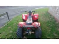 Polaris Phoenix 200 CC Quad Very Powerful