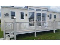 The summer house caravan to let 6 berth
