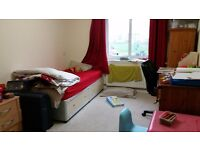 Double room in a spacious 3 bed flat