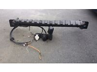 Towbar with electics- Removed from 2009 Vauxhall Zafira